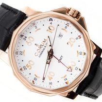 Corum Admirals Cup Gmt 44 Pink Gold 18k Ltd 350