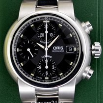 Oris TT1 42.5mm Automatic Chronograph Date Stainless Steel