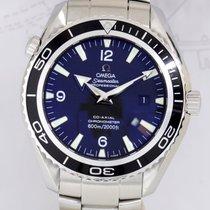 Omega Planet Ocean Co-Axial 45mm Big Size Diver Steel Klassiker