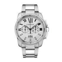 Cartier Calibre Automatic Mens Watch Ref W7100045