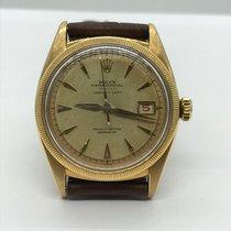 Rolex Datejust 6305 Serpico y Laino 18kt