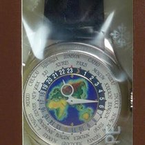 Patek Philippe 5131G-010 World Time with Cloisonne Dial  White...