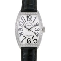 Franck Muller Curvex Womens Stainless Steel Automatic Watch...