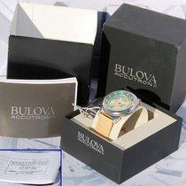 Bulova Accutron Ii Alpha 09-2014 Ancora Come Nuovo + Corredo...