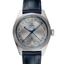 Omega CONSTELLATION GLOBEMASTER CHRONOMETER ANNUAL CALENDAR 41 MM