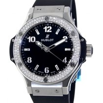 Hublot Big Bang 361.sx.1270.rx.1104 Steel, Diamonds, 38mm