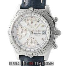 Breitling Chronomat Stainless Steel White Dial 39mm Ref. A13352