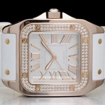Cartier Santos 100 Medium  Watch  VM50450M