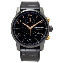 Montblanc TimeWalker Collection Chronograph mit Automatikwerk