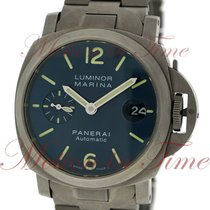 Panerai Luminor Marina Automatic 40mm, Blue Dial, Limited...