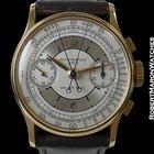 Patek Philippe 1436 Split Seconds Chronograph Sector Dial
