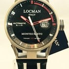Locman Montecristo Automatic New Official Warranty