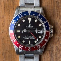 Rolex vintage GMT Master 1675 Long E