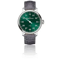 Meistersinger N02 AM6609N Sunburst Green