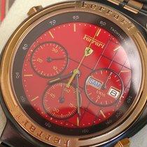 Cartier Ferrari Formula Chronograph Box & Papiere