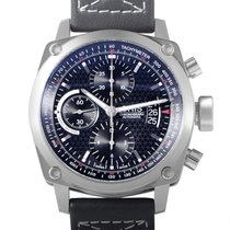 Oris BC4 Chronograph Mens Stainless Steel Automatic 0167476164...