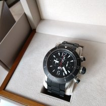 Jaeger-LeCoultre Master Compressor Chronograph GMT Navy SEALs...