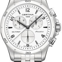 Certina DS First C030.217.11.017.00 Damenchronograph Sehr...