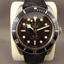Tudor Heritage Black Bay Black / 41mm
