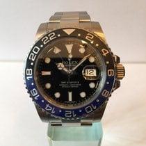 Rolex GMT II BATMAN