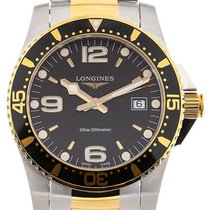 Longines Hydro Conquest 41 Quartz Date