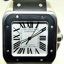 Cartier Santos 100 XL Rubber