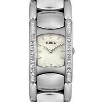 Ebel Beluga Manchette Mother Of Pearl Dial Stainless Steel...