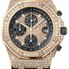 Audemars Piguet Royal Oak Offshore Diamond Pave Dial Me...