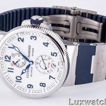 Ulysse Nardin Marine Chronometer Manufacture 1183-126-3/60