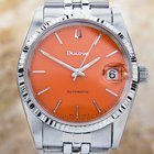 Bulova ROLEX STYLE AUTOMATIC STAINLESS 1970'S