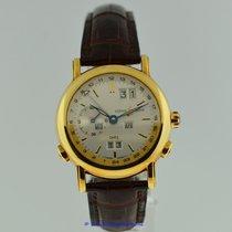 Ulysse Nardin GMT +/- Perpetual 321-22 Pre-Owned