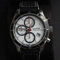 Eberhard & Co. Champion V Chronograph Automatic NEW FULL SET