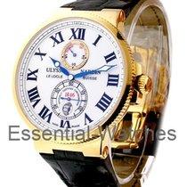 Ulysse Nardin Maxi Marine Chronometer 43mm in Rose Gold