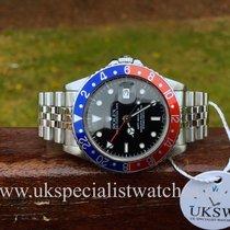 Rolex GMT-Master 16750 – Pepsi Bezel – Vintage 1984