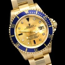 Rolex Submariner ref 16618 sultan dial as new