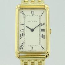 Longines Vintage Manual Winding 18K Gold Men