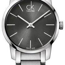 ck Calvin Klein City CK_K2G23161 Legere Damenuhr Sehr Elegant