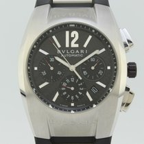 Bulgari Ergon Automatic Chronograph Dial Carbon  Steel EG 40
