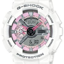 Casio G-Shock S Series - White - Magnetic Resistant - 200M -...