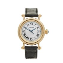 Cartier Diablo 18k Rose Gold Ladies 1420-0