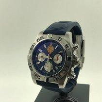 Breitling Chronomat 44 Patrouille de France AB011 09E/C886