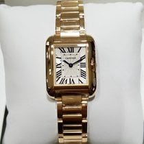 Cartier Tank Anglaise 18K Pink Gold Small Size [NEW]