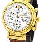 """IWC """"Da Vinci"""" Perpetual Calendar Chronograph Strapwatch."""