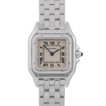 Cartier Ladies Panthere in 18k White Gold, Ref: 1660