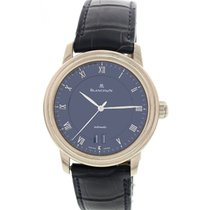 Blancpain Men's Blancpain Ultra Slim 18k White Gold Watch...