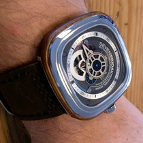 Sevenfriday Riviera Wooden Industrial Engines - P3/02