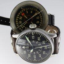 A. Lange & Söhne Flieger Pilot Flieger II WW B-Uhr Kompass