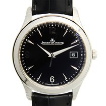 Jaeger-LeCoultre New  Master Ultra Thin Stainless Steel Black...