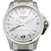 Longines Conquest 41 Automatic GMT