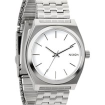 Nixon Time Teller A045-100 White Unisexuhr